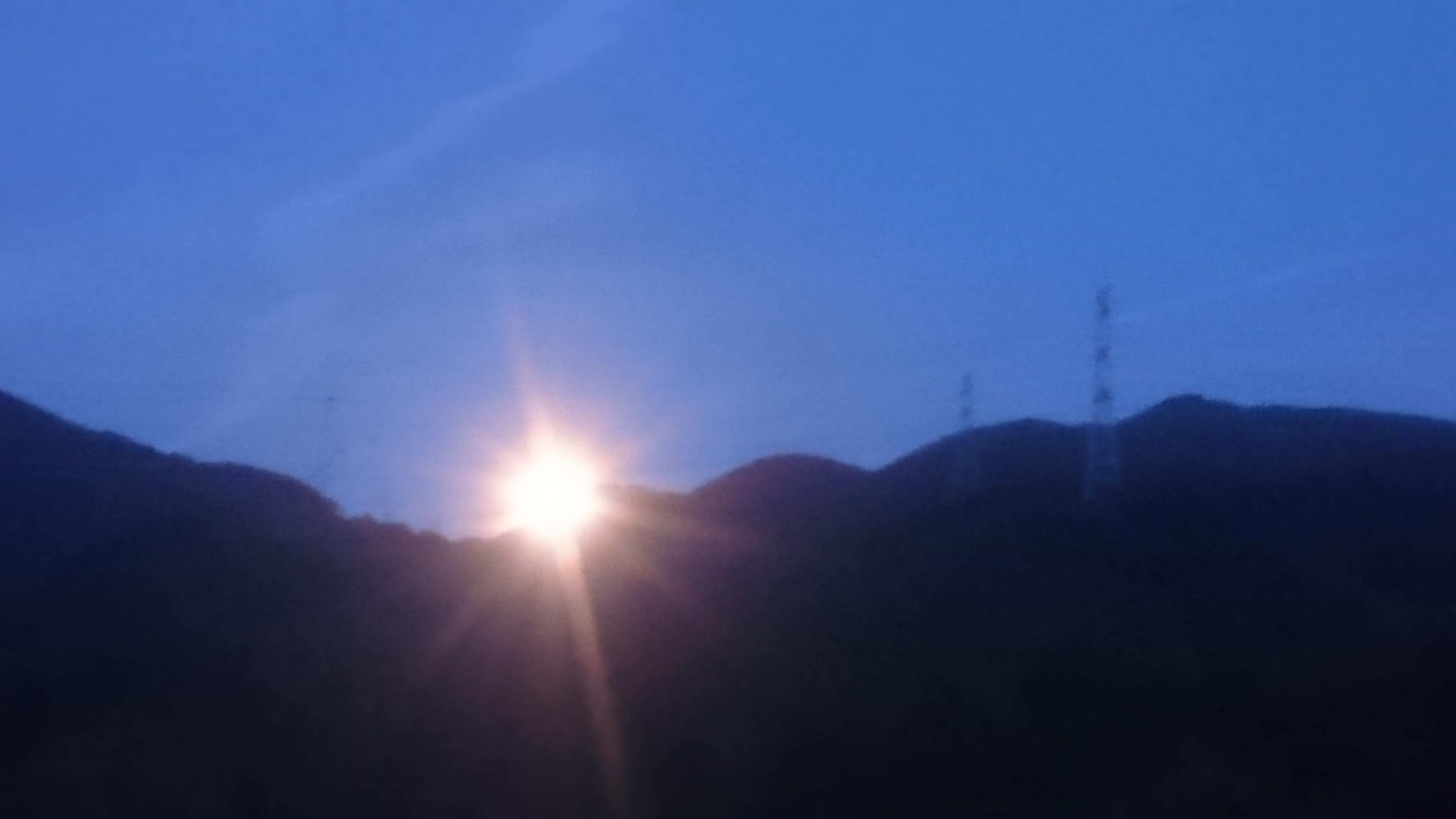 ~月の出~