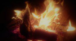~焚き火~
