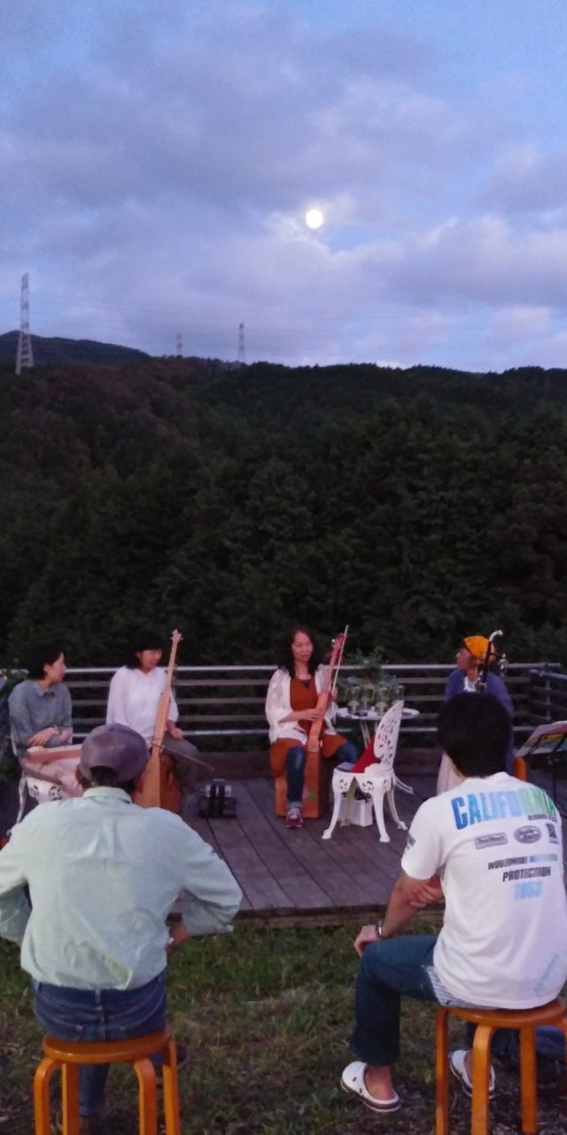 2018.9.22④お月見音楽会☆彡第一部