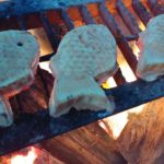 ホワイトチョコクリーム鯛焼き