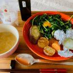 里山のお野菜の恵みソテー