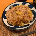 白菜と豚肉の蒸し焼き