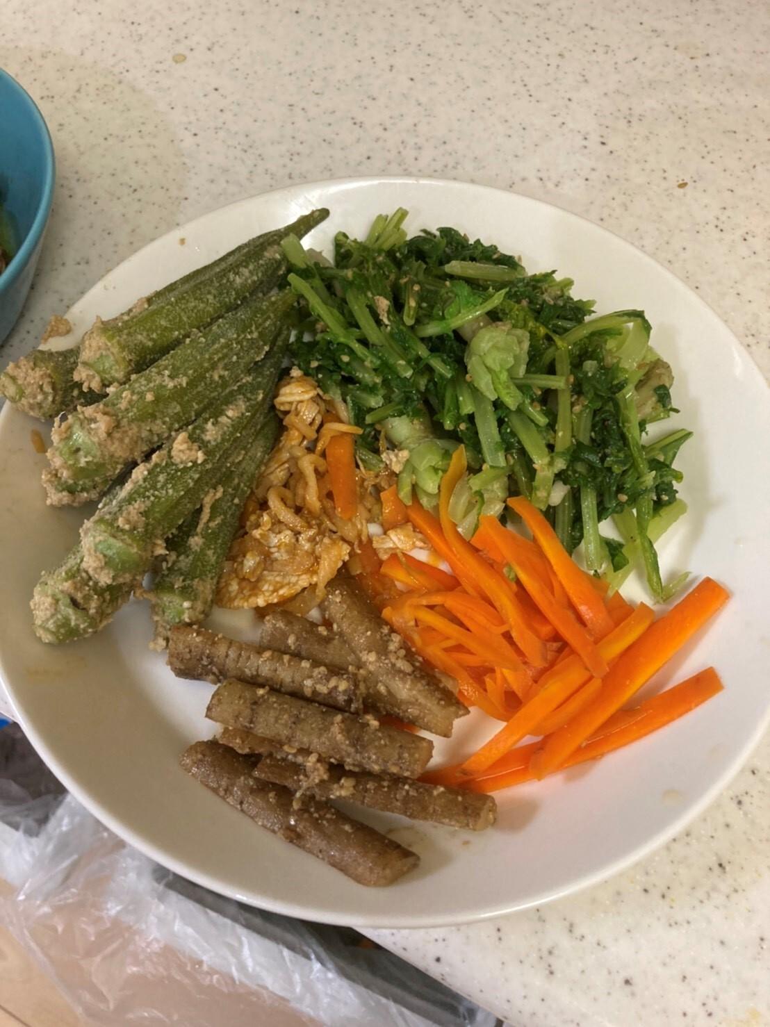 野菜プレート